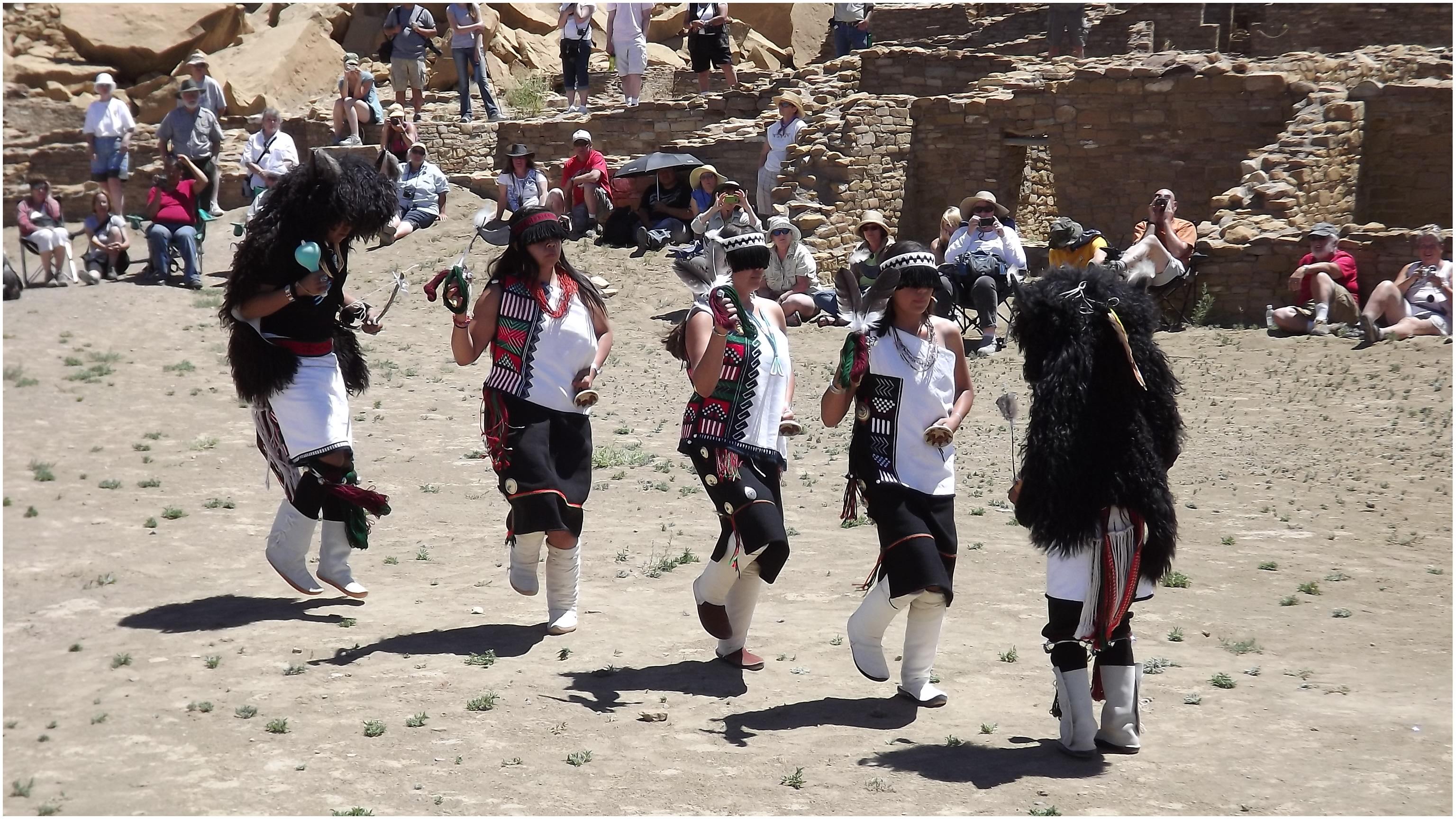 Buffalo dance grupo